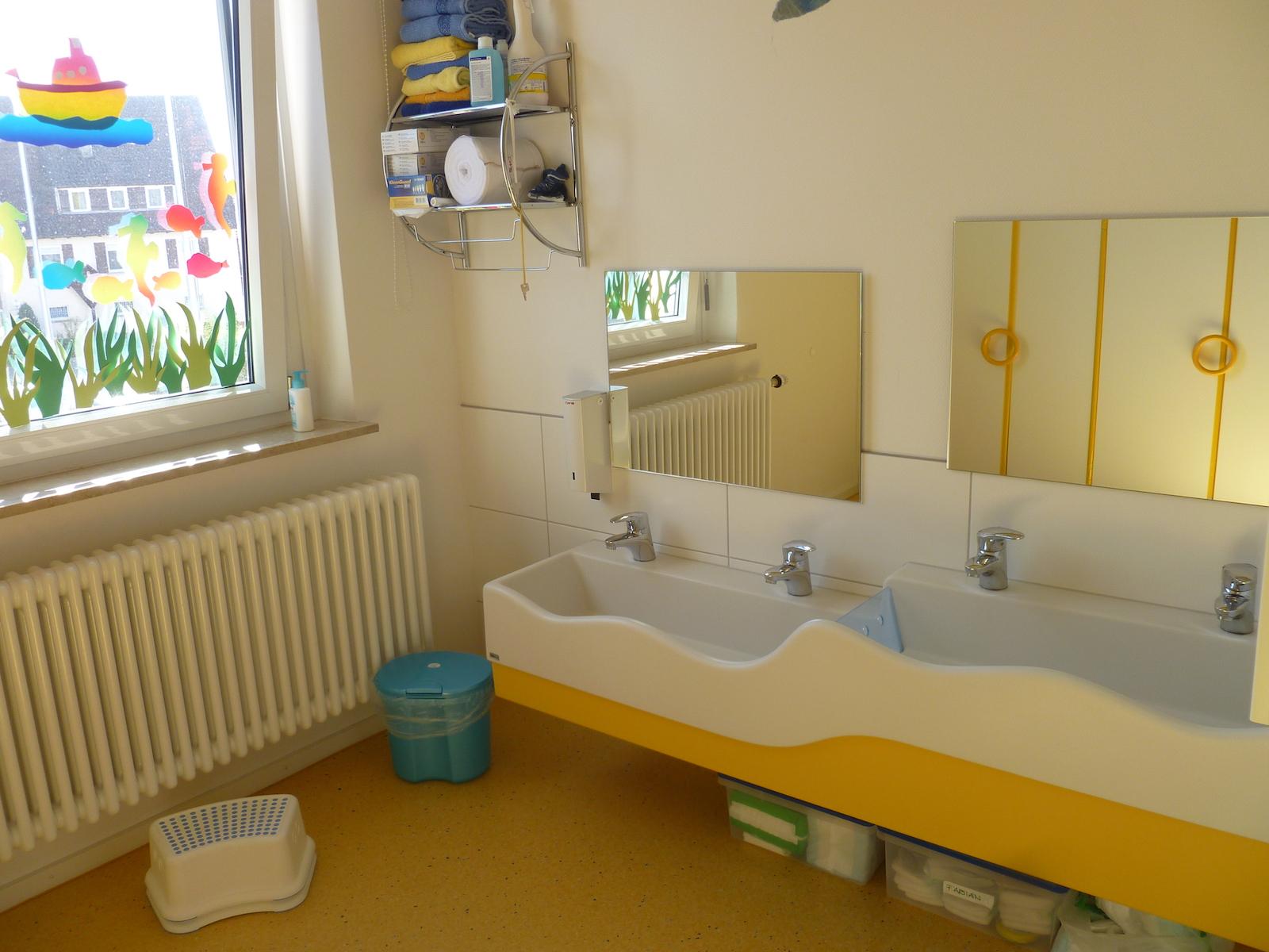 r ume kindergartengruppe kiga ottenbach. Black Bedroom Furniture Sets. Home Design Ideas